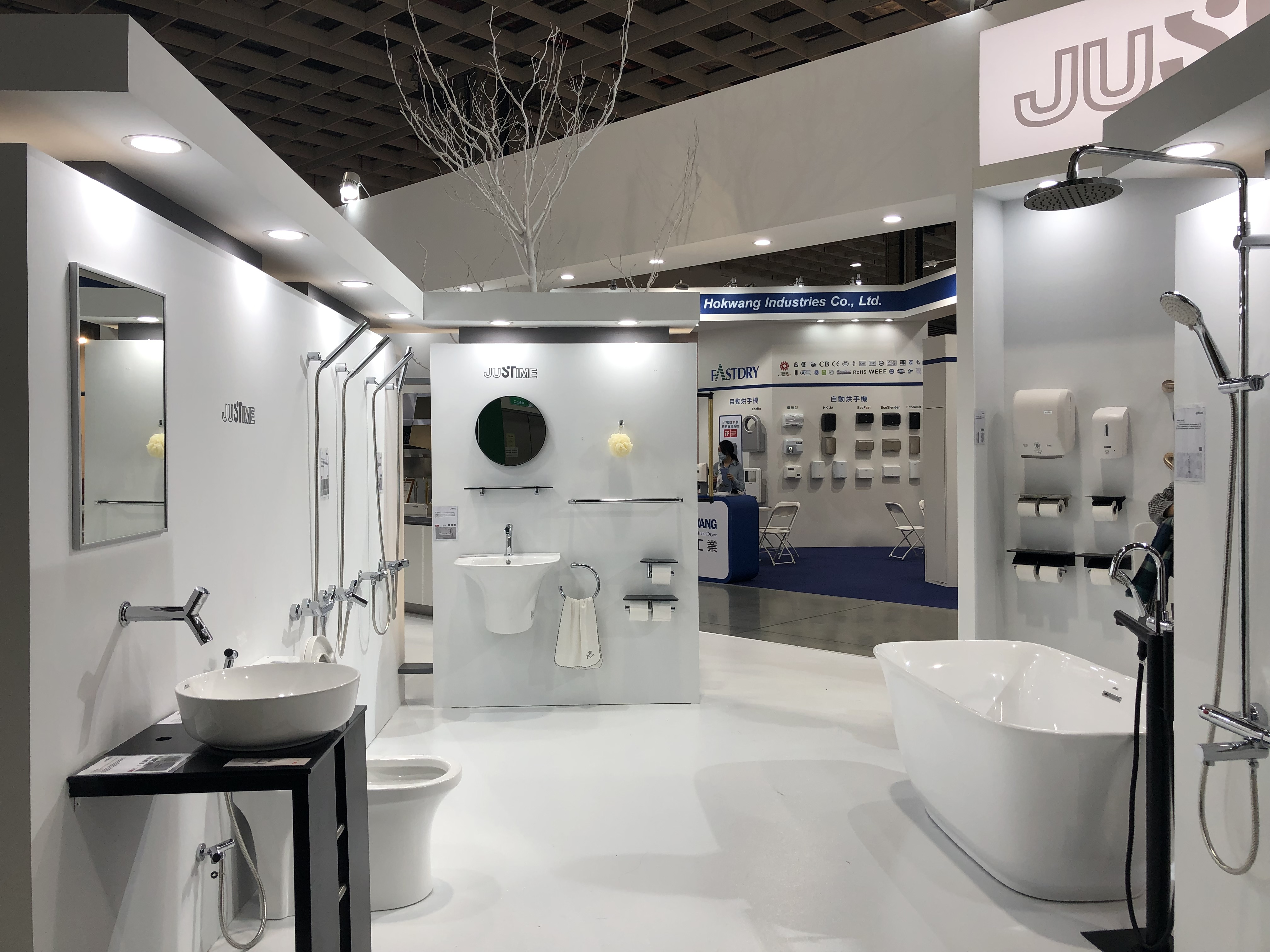 When Faucets Meets Fashion | JUSTIME's Cross-industry Aesthetics