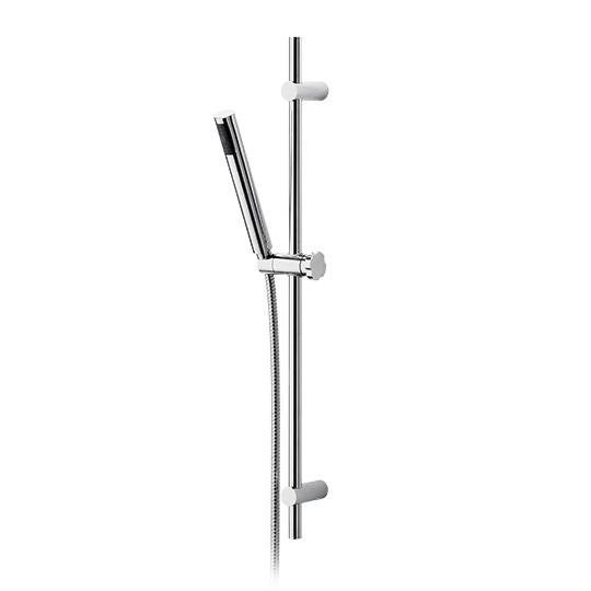 Slide Bar Set W/Hand Shower (Plastic) & Hose