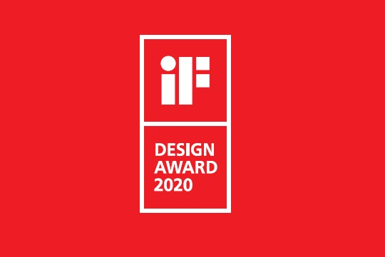 JUSTIME獲得2020年iF設計獎