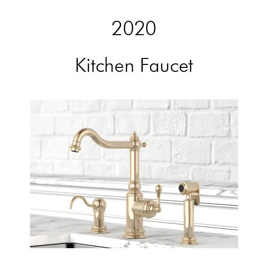 2020廚房水龍頭目錄