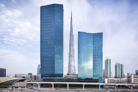 杜拜綜合用途塔