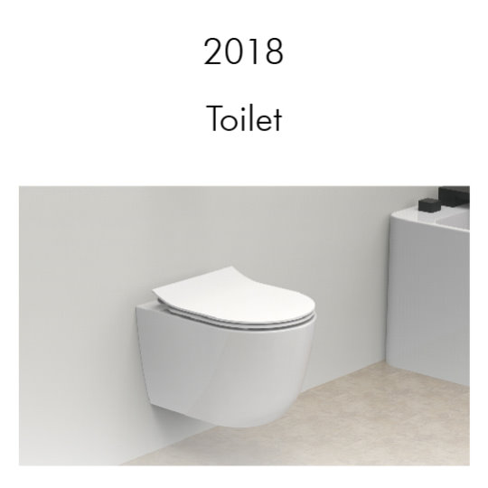2018 馬桶目錄