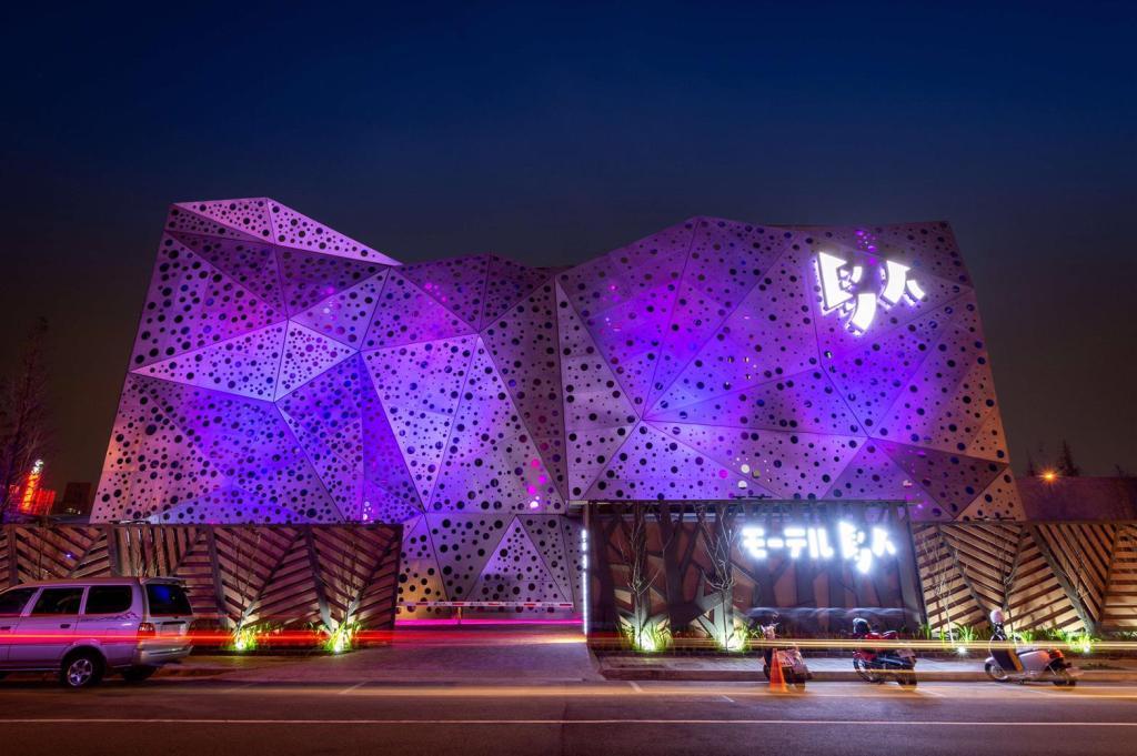 台中 - 鳥人創意旅店