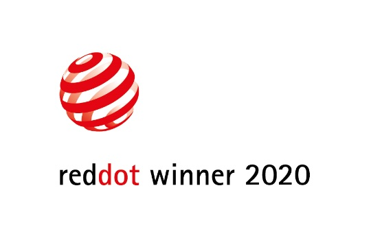 Two Red Dot Award won by JUSTIME